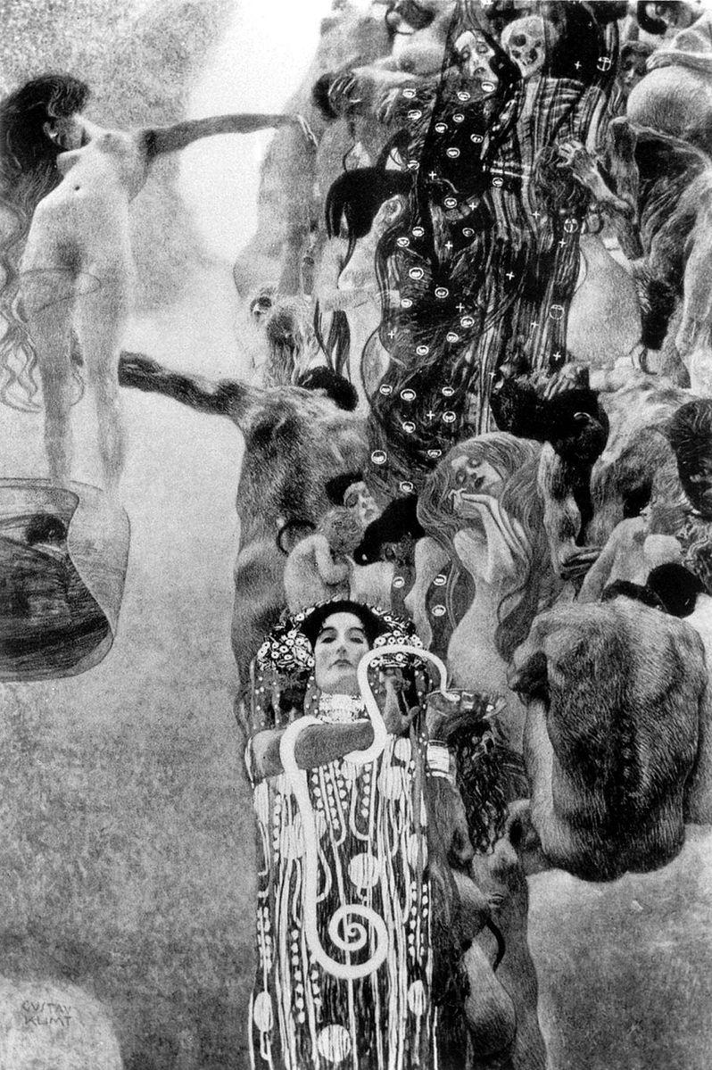 Medicine_by_Gustav_Klimt